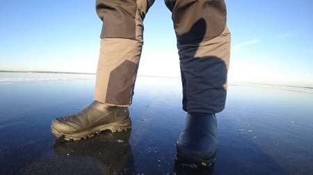 Muckboot Arctiс Ice Tall спустя сезон