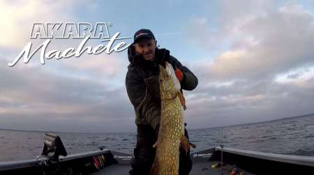 Спиннинги для экстремальных рыбалок Akara Machete