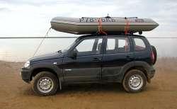 Багажник для перевозки лодки своими руками 23
