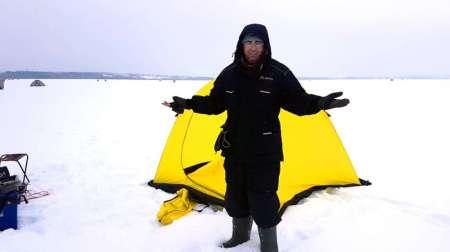 Сравнение зимних палаток