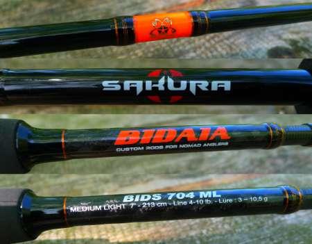 Sakura Bidaia 704ML. Многое может, многое прощает.