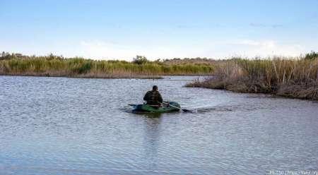 Рыбалка на травянистых озерах