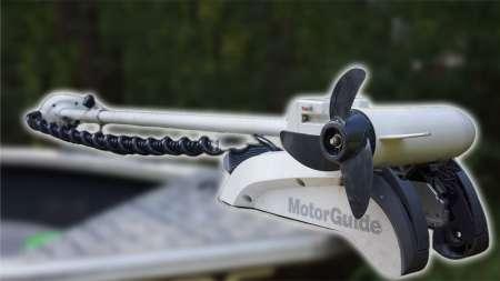 Лодочный электромотор MotorGuide. Обзор, инструкция.