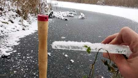 Первый лёд. Как не провалиться?
