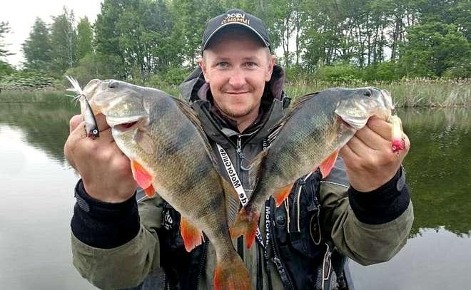 Зрелищная рыбалка на попперы