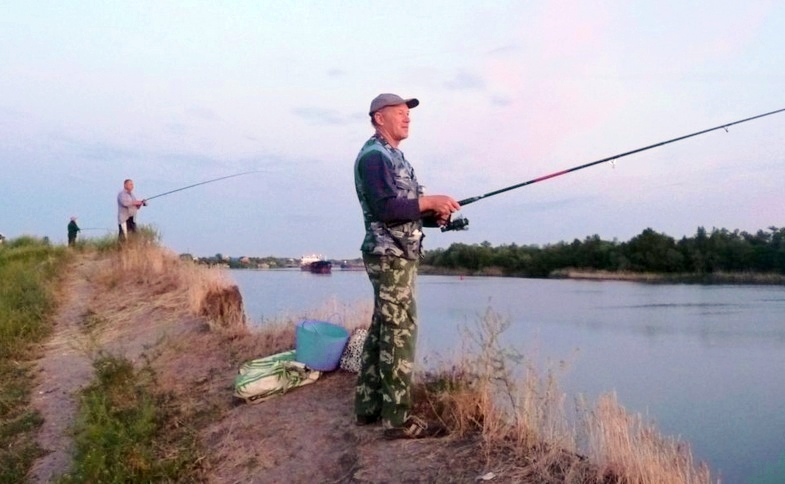 где в волгодонске ловят рыбу