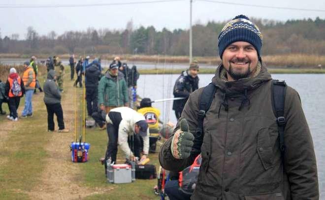 Турнир по ловле форели в Беларуси на Щарке