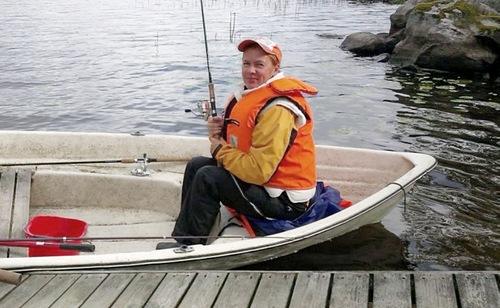 рыбалка в финляндии в тампере