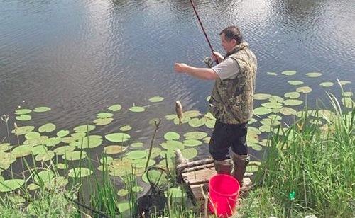 Выбор удилища для поплавочной и донной ловли