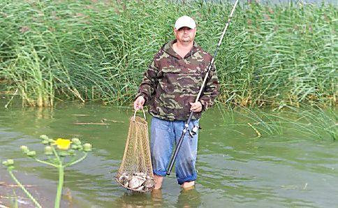 озеро большой косоголь рыбалка