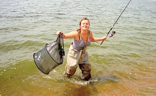 ловля рыбы на ивано арахлейских озерах