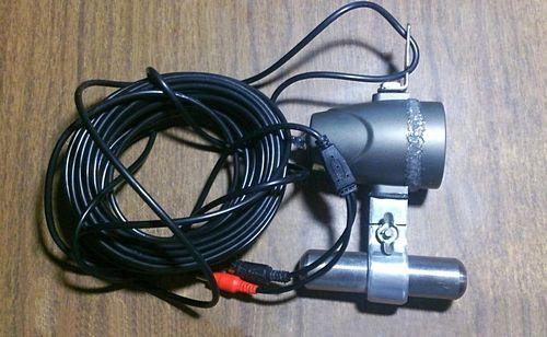 Подводная камера своими руками видео