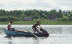 поехали на рыбалку селигер