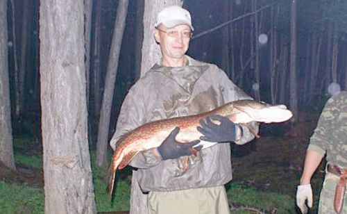 зимняя рыбалка на озере баунт