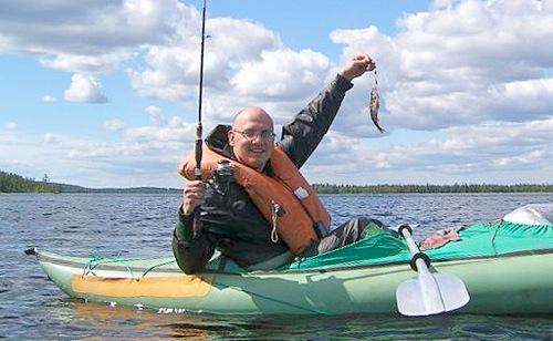 кереть отчеты о рыбалке