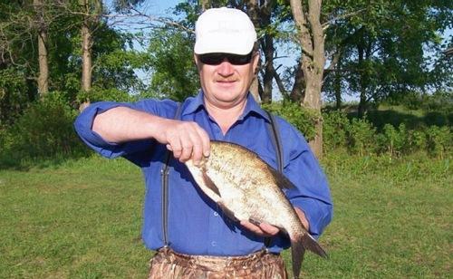 Рыбалка с WD-40 в качестве аттрактанта