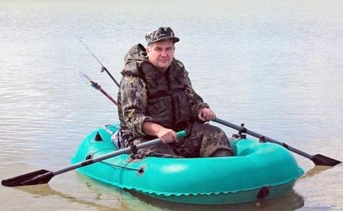 Ловля с лодки на стоячей воде